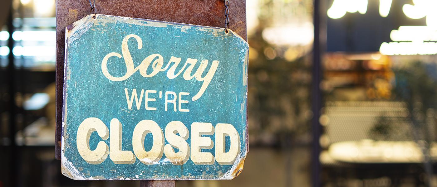 Leider geschlossen – Lieferung jedoch möglich!